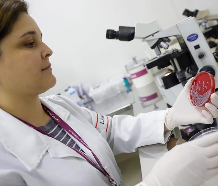 Reprodução / Secretaria Estadual de Saúde