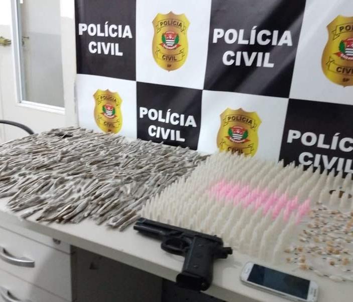 Reprodução | Polícia Civil
