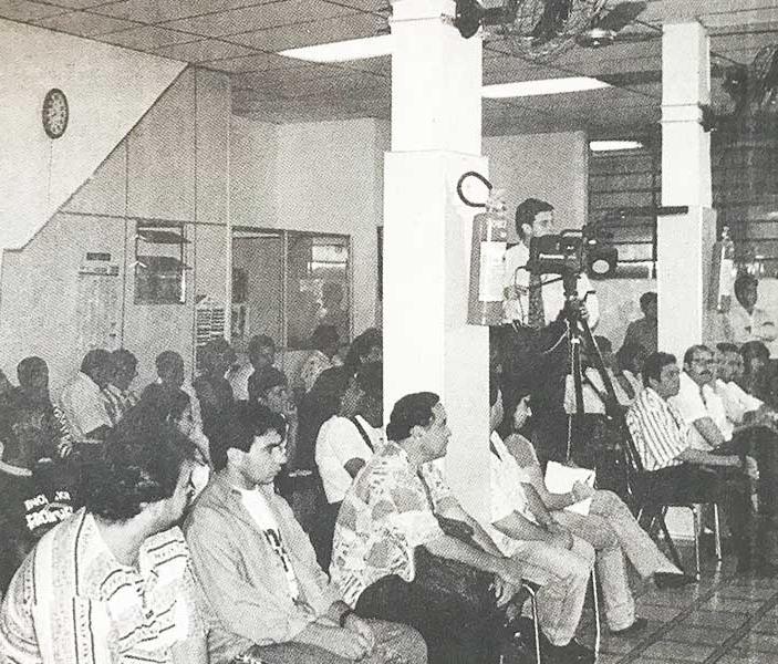 Acervo Jornal O Cidadão / Divulgação CMTS / Eduardo Toledo