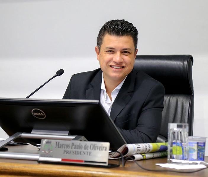 Divulgação / Imprensa CMTS / Leandro Barreira
