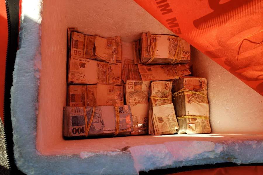 Bandido é morto após 'saidinha de banco' na avenida Giovanni ...