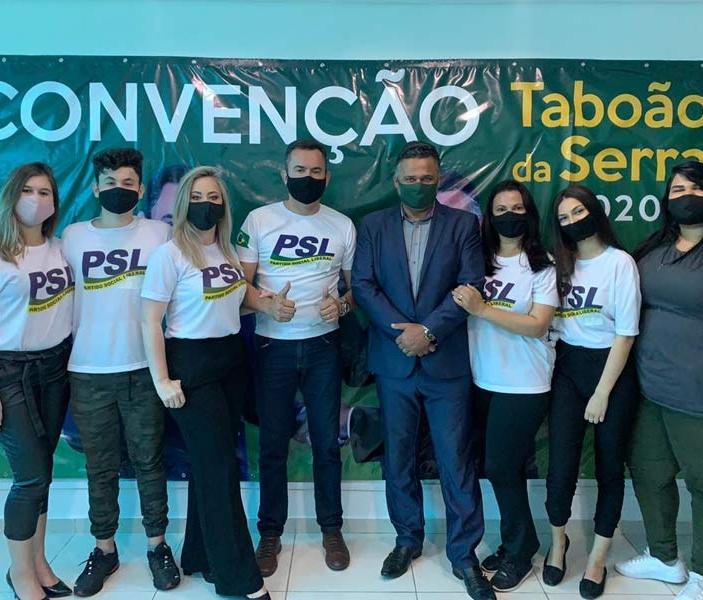 Divulgação | PSL