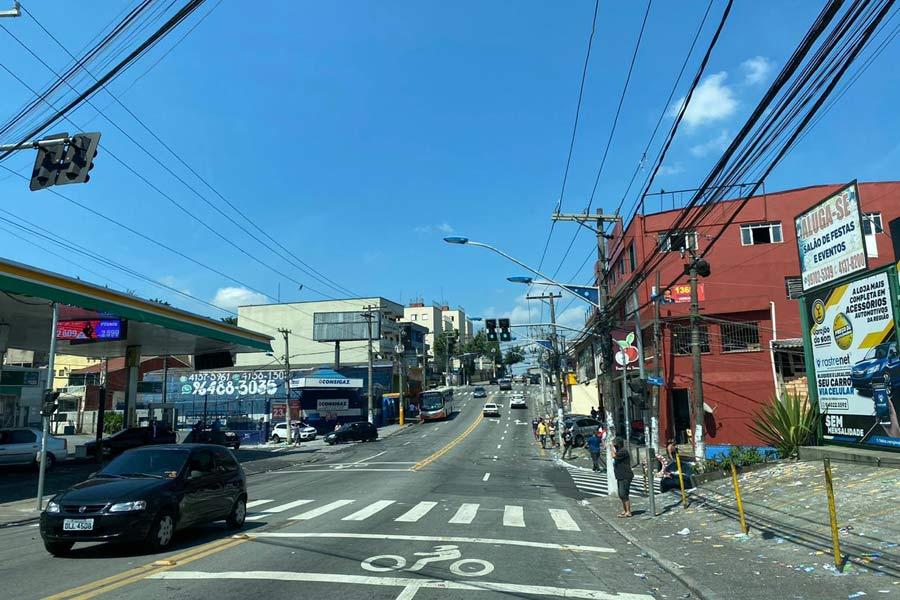 Eleições: Trânsito está tranquilo nas principais avenidas ...