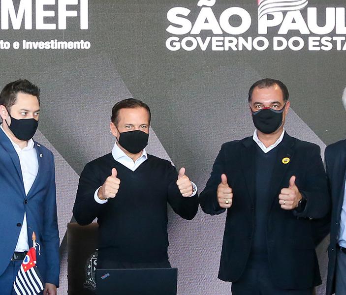 Divulgação / Governo de SP