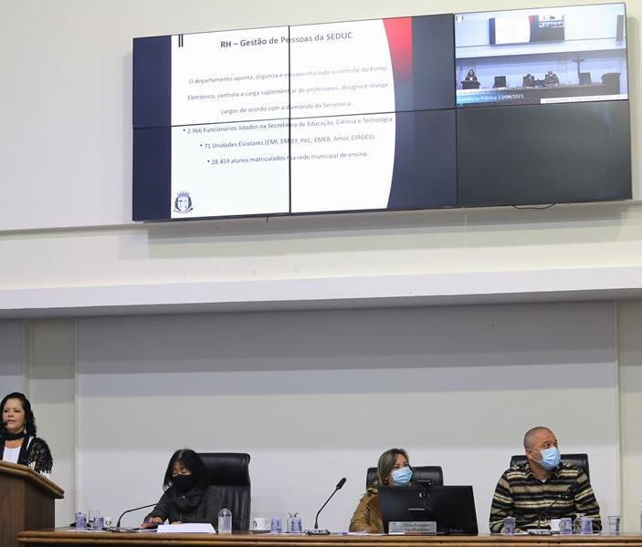 Ricardo Vaz / Divulgação / Imprensa CMTS